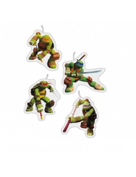 Candeline a Tema Tartarughe Ninja