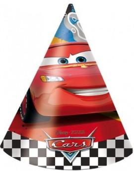 Cappellini di Carta Cars  (6 pz)