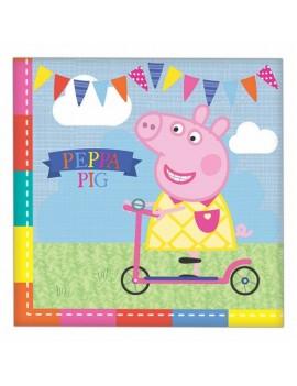 Tovaglioli Peppa Pig 33x33 cm (16 pz)