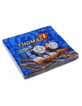 Tovaglioli di Carta Trenino Thomas (20 pz)