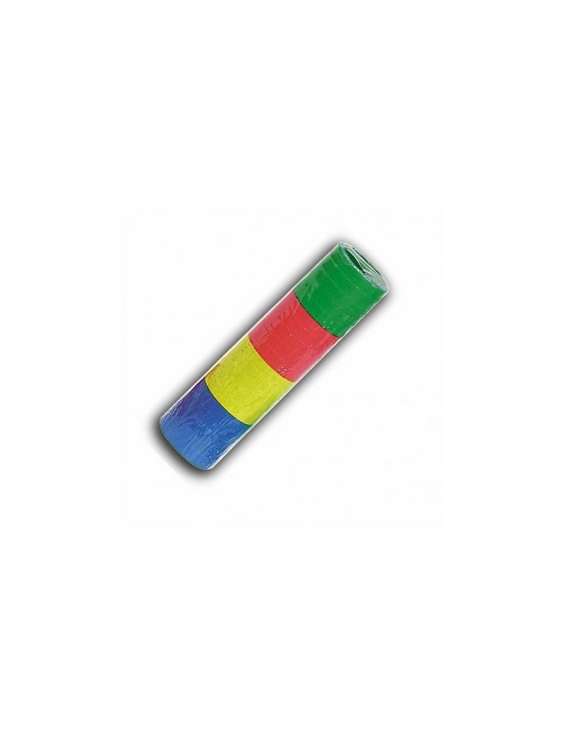 Stelle Filanti di Carta Multicolor