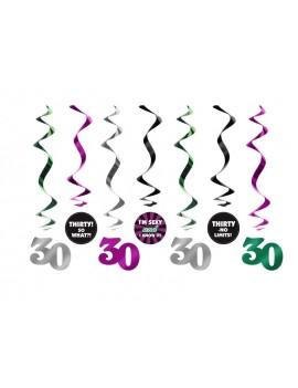 Festone Pendenti 30 anni