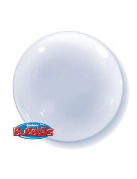 "Palloncino Mylar Bubble Trasparente 24"""