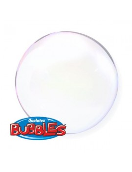 "Palloncino Mylar Bubble Trasparente 20"""