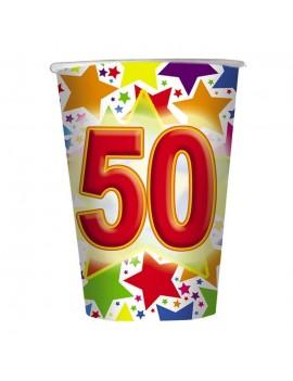 Bicchieri di Carta Numero 50 (10 pz)