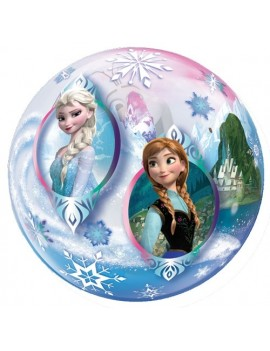 Palloncino Bubble Frozen da 22""