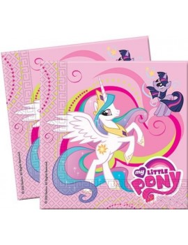 Tovaglioli di Carta My Little Pony