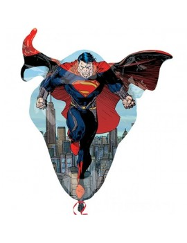Palloncino Superman Supershape 78 cm