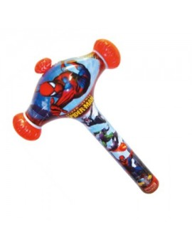 Gonfiabile in PVC Martello Piccolo Spiderman