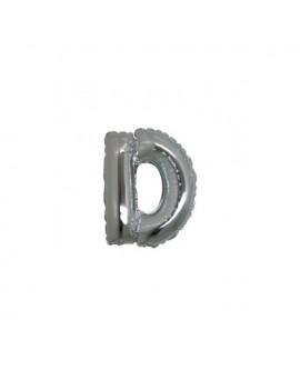 Micro Palloncino Lettera D (17 cm)