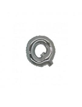 Micro Palloncino Lettera Q (17 cm)