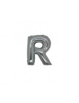 Micro Palloncino Lettera R (17 cm)