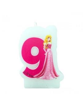 Candeline delle Principesse Disney n° 9
