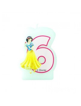 Candeline delle Principesse Disney n° 6