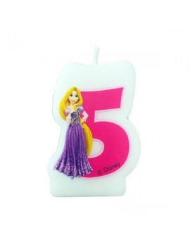 Candeline delle Principesse Disney n° 5