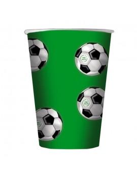 Bicchieri a Tema Calcio da 200 cc