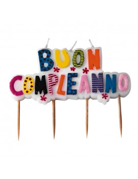 Candelina Picks Buon Compleanno Mix