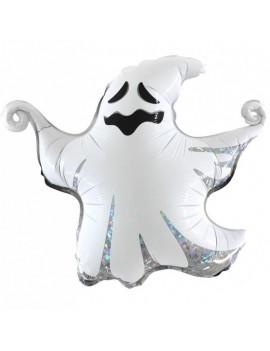 "Palloncino Fantasmino Halloween 17"""