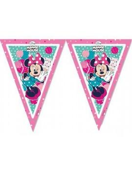 Festone Bandierina Minnie Mouse