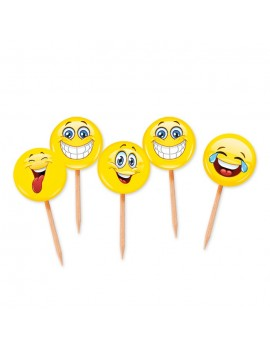 Picks Bandierine Smile