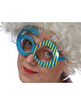 Occhiali Numero 60 Blu