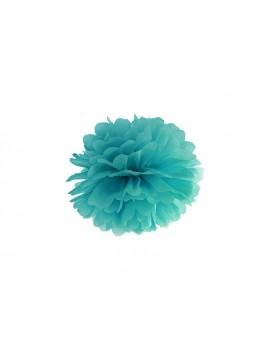 Pom Pom di Carta Tiffany 25 cm
