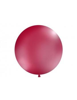 Pallone Gigante in Lattice Colore Bordeaux (1 mt)