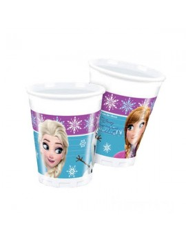 Bicchieri Frozen Northern Light da 200 ml (8 pz)