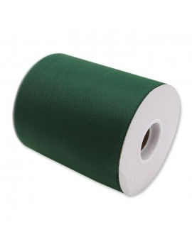Tulle Decorativo Verde Scuro 12.5 x 100 mt