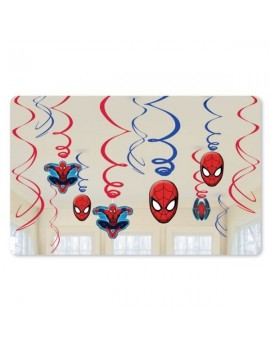 Decorazione Pendenti Spiderman