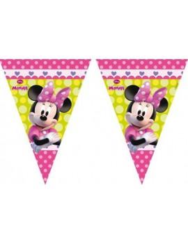 Festone Bandierina Minnie Mouse Bow-Tique