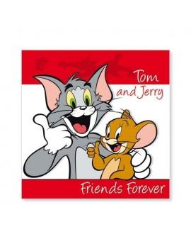 Tovaglioli di Carta Tom e Jerry 33x33