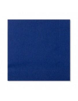 Tovaglioli di Carta Blu 33x33