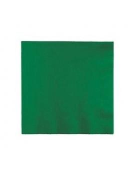 Tovaglioli di Carta Verdi 33x33