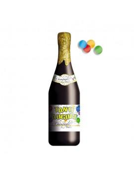 Bottiglia Champagne Spara Coriandoli Multicolor