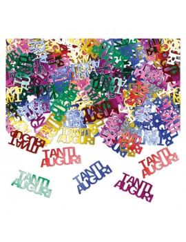 Confetti Decorativi Tanti Auguri Multicolor