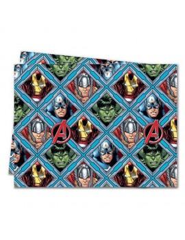 Tovaglia in Plastica Mighty Avengers