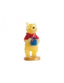 Candelina Sagomata Winnie The Pooh