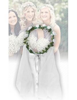 Coroncina Floreale Wedding