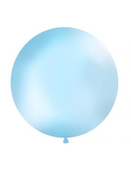 Pallone Gigante in Lattice Colore Celeste (1 mt)