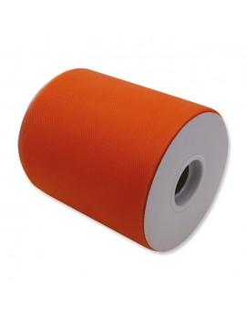 Tulle Decorativo Arancio