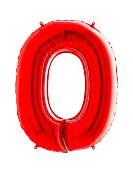 Palloncino Gigante Numero 0...