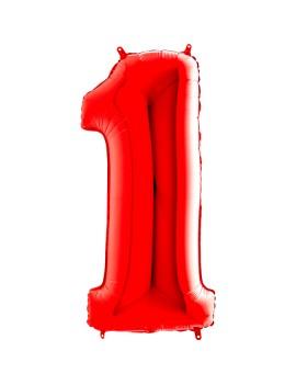Palloncino Gigante Numero 1...