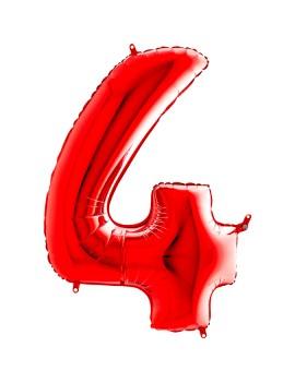 Palloncino Gigante Numero 4...