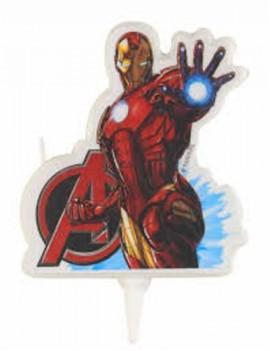 Candela Sagoma Iron Man -...