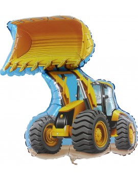 Palloncino Super Shape Bulldozer