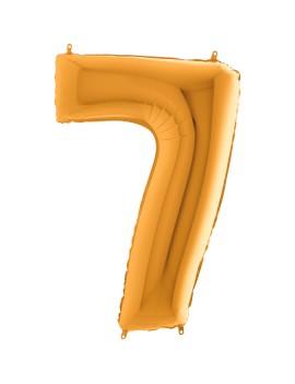 Palloncino Gigante Numero 7...