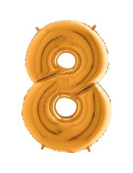 Palloncino Gigante Numero 8...