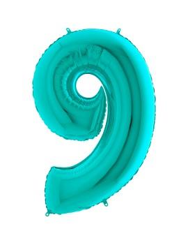 Palloncino Gigante Numero 9...