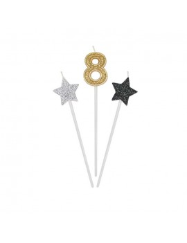 Candelina Picks Numero 8...